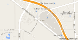 Cypress Texas Service Area